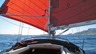 getlinkyoutube.com-How Your Mainsheet Affects Sail Power
