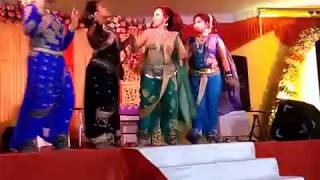 getlinkyoutube.com-Shantabai lavni dancers