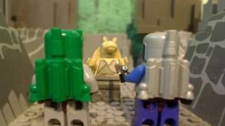 getlinkyoutube.com-Lego Star Wars-  Temple of Idiots