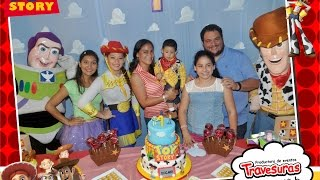 getlinkyoutube.com-Show Toy Story - Shows Infantiles - Travesuras Kids