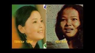 getlinkyoutube.com-Sne Mouy Mern Sne ( Chinese )( Khmer ) Teresa Teng and Pen Ran