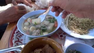 getlinkyoutube.com-กินอาหารในงานศพ funeral food