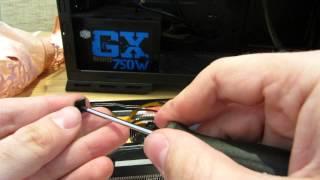 getlinkyoutube.com-Sapphire R9 290 TRI X fixing the rattle sound