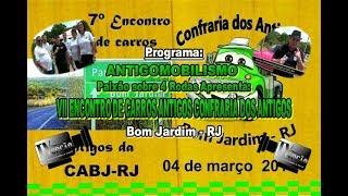 VII Encontro em Bom Jardim-RJ