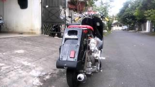 getlinkyoutube.com-Vespa PX150 INDO