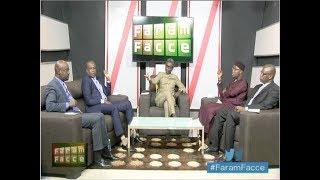 Vidéo – Faram Facce Pape Ngagne Ndiaye recevait : Cheikh SECK , Gallo BA , Mounirou SY et Mbacké SECK