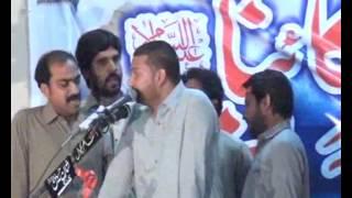 getlinkyoutube.com-Zakir Ali imran  New Qasidey jashan 12 Rajab 2015 Kang Gujrat