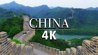 getlinkyoutube.com-The Great Wall of China in 4k - DJI Phantom 4