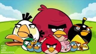 getlinkyoutube.com-Coloring Book Angry Brids Colorindo Angry Birds