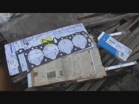 Опель Фронтера А 23DTR 1993г.в. часть 12