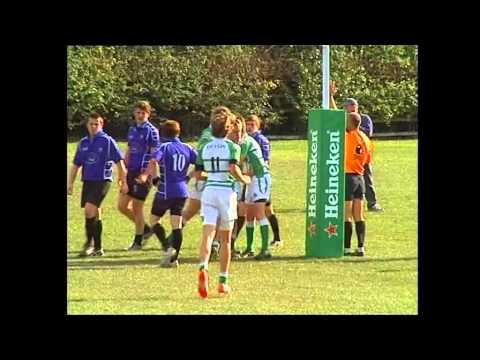 Matt Hodgson Highlights, Devon u16 v Bristol u16