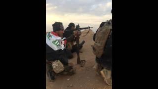 getlinkyoutube.com-قتل قناص داعشي بعد محاولته الهروب من ابطال المقاومه الاسلامية