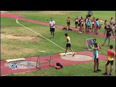 Agüera y Mancilla participan en los andaluces de atletismo y ciclismo