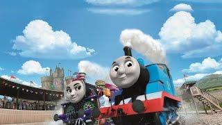 個性豊かな機関車が世界中からやってくる!映画『映画 きかんしゃトーマス 走れ!世界のなかまたち』予告編