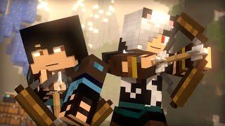 getlinkyoutube.com-Survival Games: FULL ANIMATION (Minecraft Animation) [Hypixel]