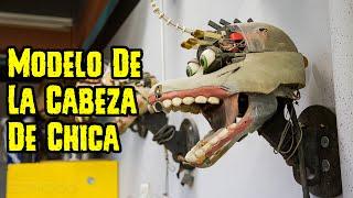 getlinkyoutube.com-¿Modelo De La Cabeza De Chica Para Five Nights At Freddy's La Pelicula?