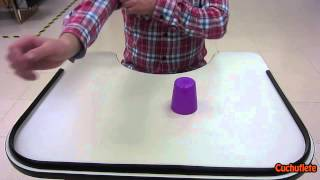 "getlinkyoutube.com-Tutorial de ritmo con vasos ""Cups"""