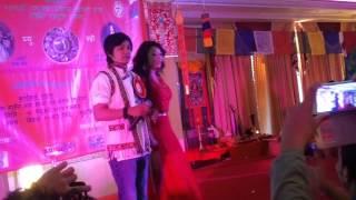 getlinkyoutube.com-Jyoti Magar Live porfam at Muscat Oman
