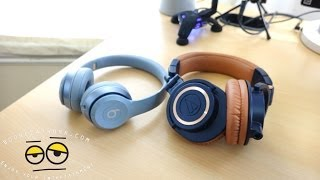 getlinkyoutube.com-Battle Vid: Beats Solo 2 vs. Audio Technica M50xBL