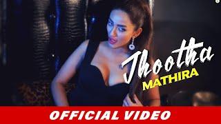 getlinkyoutube.com-Mathira feat. Arbaz Khan | Jhootha | Official Music Video HD