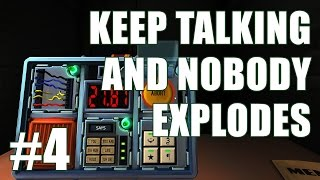 Keep Talking and Nobody Explodes - Ep4