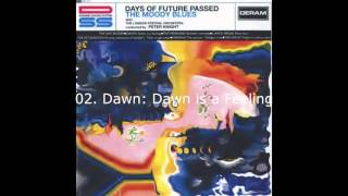 Days Of Future Passed - The Moody Blues - Full Album Remaster