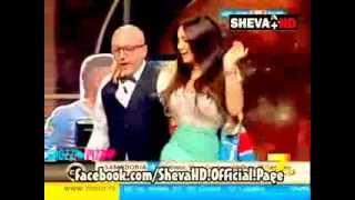 "getlinkyoutube.com-Marika Fruscio Hot,7 Gold Napoli Vs Roma ""si vedono le tette""  09 03 2014  HD"