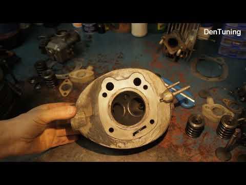 Мотоцикл Урал 620сс обзор цилиндров и головок