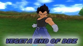 Vegeta Fin DBZ vs Goku- DBZ Budokai Tenkaichi 3 MOD