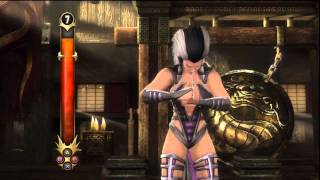 getlinkyoutube.com-Mortal Kombat 9 [2011] | All Test Your Might [Stages 1-16] [HD]