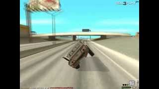 getlinkyoutube.com-GTA SA:MP Pro Driving & Stunts on CH