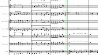 getlinkyoutube.com-残酷な天使のテーゼ - 金管8重奏 -