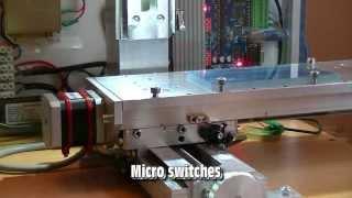 getlinkyoutube.com-Homemade CNC engraving machine