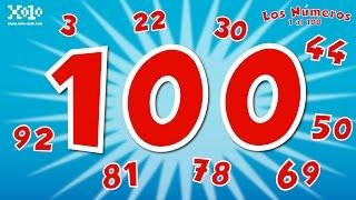 getlinkyoutube.com-Los números del 1 al 100 en español para niños - Videos Aprende