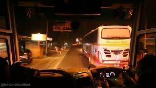 Sensasi Scania K380ib Nusantara NS 01 Signature Class