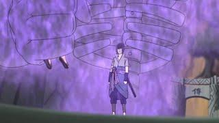 getlinkyoutube.com-Sasuke vs Danzo Full Fight Eng Sub Part 1/2