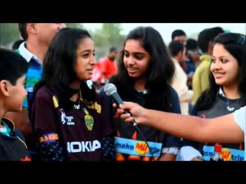 IPL 6 Fan Video - Exclusive Coverage From Hyderabad