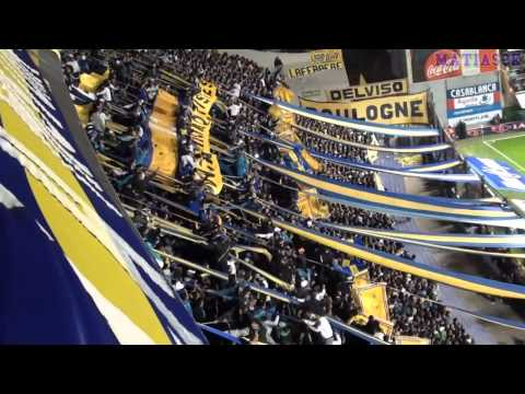 Boca Estudiantes Ap11 / Ohhh, dale dale Booo