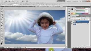 getlinkyoutube.com-كيفية دمج الصور او تغيير الخلفية بواسطة الفوتوشوب/محمد بنعيم