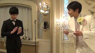 getlinkyoutube.com-フラッシュモブ サプライズ  結婚式  Olly Murs  Wrapped Up  披露宴 Flashmob 余興