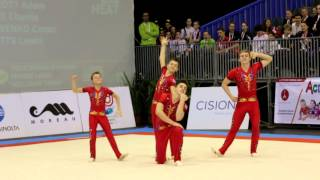 getlinkyoutube.com-Gymnastics MIAC 2014 AG2 MG Dynamic GBR Heathrow