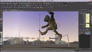 getlinkyoutube.com-Autodesk Maya 2011 Software — General Animation Overview