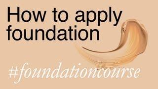 getlinkyoutube.com-How To Apply Foundation - Lisa Eldridge