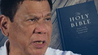 Pray for President Duterte by Sadhu Sundar Selvaraj