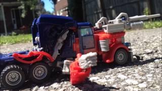 getlinkyoutube.com-Transformers: Age of Extinction - Autobots Return Stop Motion