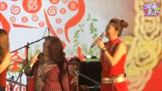 getlinkyoutube.com-春到河畔2015之歌台文化新加坡记录50位艺人演出 Pt2