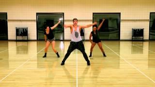getlinkyoutube.com-Twerk It Like Miley - The Fitness Marshall - Cardio Hip-Hop