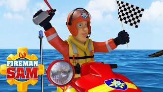 getlinkyoutube.com-Fireman Sam Full Episode 2016 - Ocean Rescue ! 🌊⚓