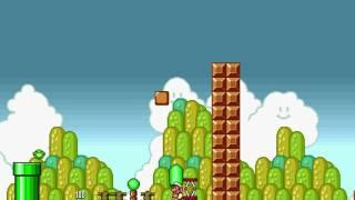 getlinkyoutube.com-Super Mario Bros. X (SMBX) playthrough - Super Mario Bros.