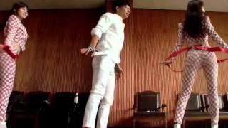 getlinkyoutube.com-《Running Man》成員練舞影像公開 認真學跳偶像團舞蹈